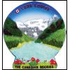 Lake Louise Plate