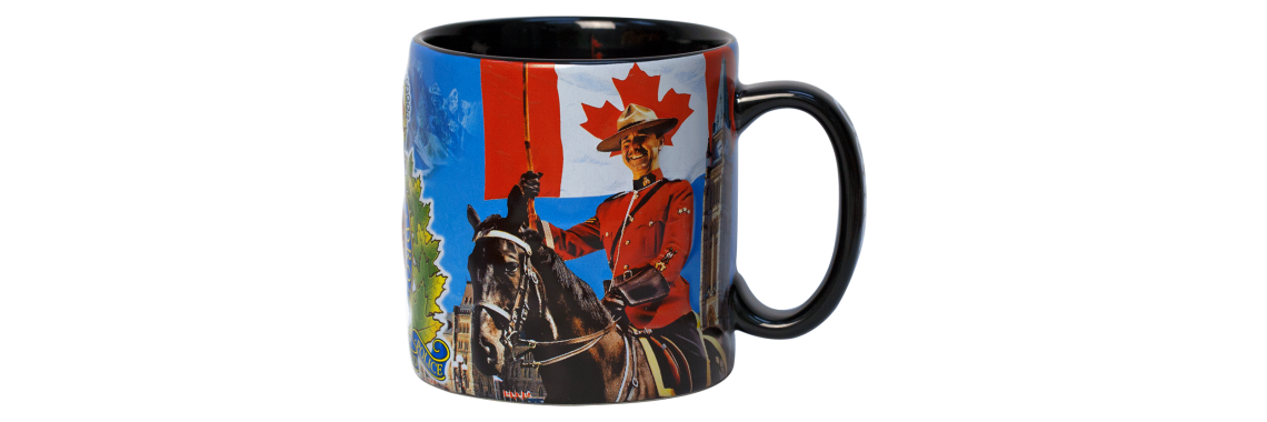 RCMP Coffee Mug