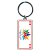 Metal Keychain - Canada's 150th Anniversary of Confederation