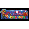 PVC Magnet-China Town