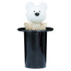 Polar Bear Toothpick Holder