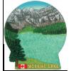 Moraine Lake Plate