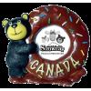 """Donut Bear Photo Frame 4""""*4"""""""