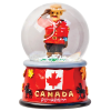 Magnetic Snow Globe - RCMP