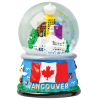 Magnetic Snow Globe - Vancouver
